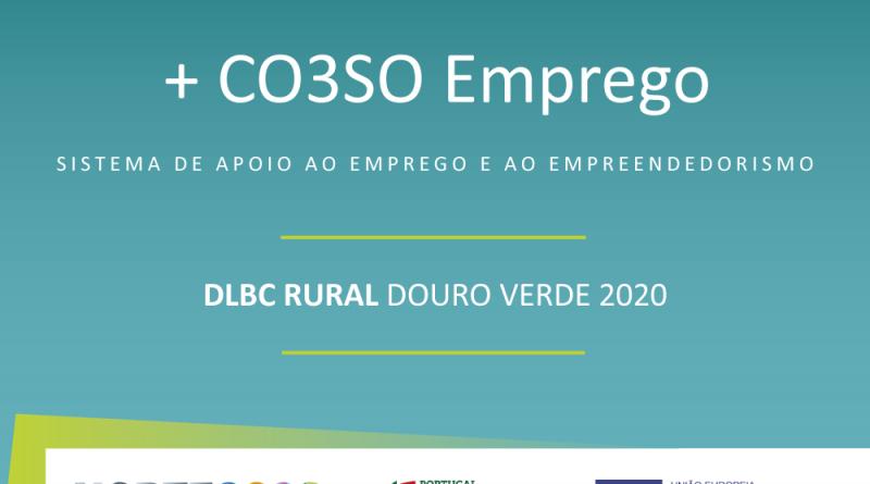Douro Verde: Dolmen aprovou 74 projetos no âmbito do +CO3SO Emprego